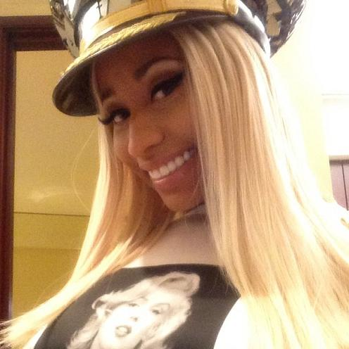 Nicki_Minaj_Dolce_Gabbana_Marilyn_Monroe_Silk_Crepe_De_Chine_Tank_Top